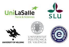 Logo 5 universities emPLANT Consortium