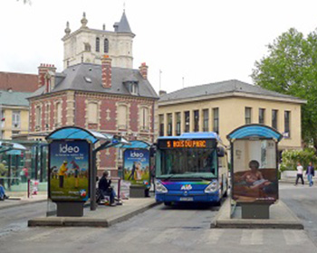 bus transport beauvais
