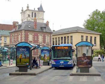 bus transport beauvais