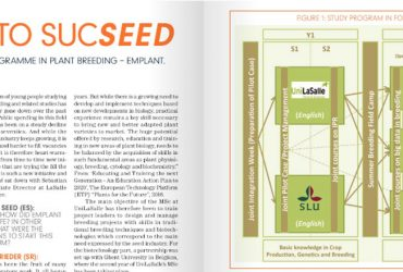 Article emPLANT in European Seed