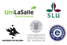 Logo 5 universities emPLANT Consortium