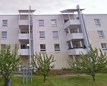 Student accommodation Helsinki