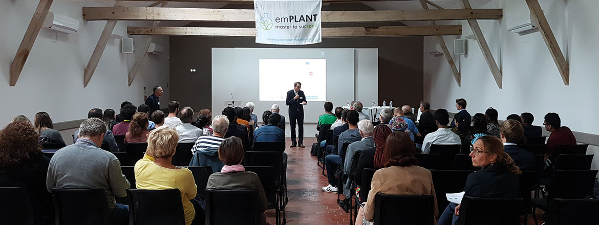 emPLANT launch conference