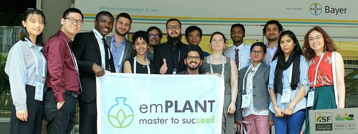 World Seed Congress 2019 emPLANT