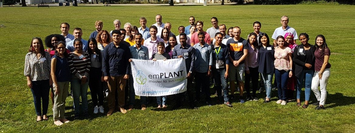 Launch event cohort 2 emPLANT